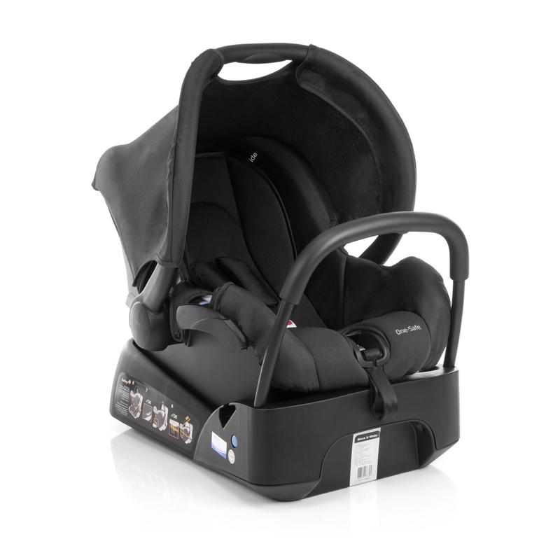 Bebê Conforto One-Safe com base Safety 1st