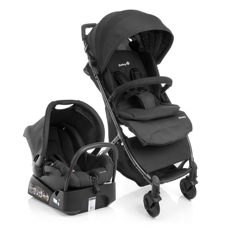 Travel System Airway Safety 1st